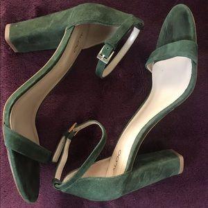 Aldo Myly suede heeled sandals